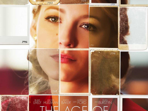 """Don't waste your precious time watching """"The Age of Adaline"""""""