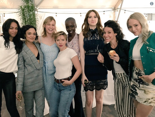 The women of Marvel are taking center stage