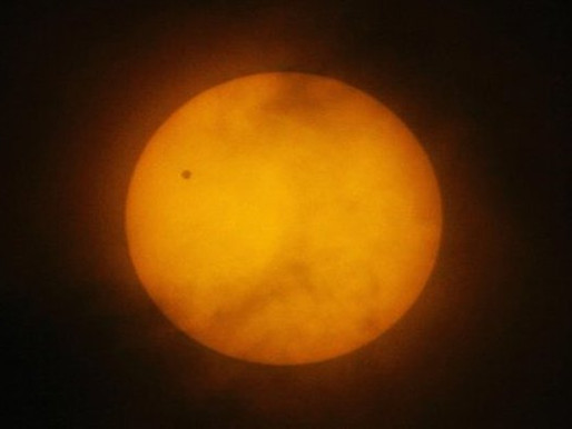 Last Venus transit for next 100 years