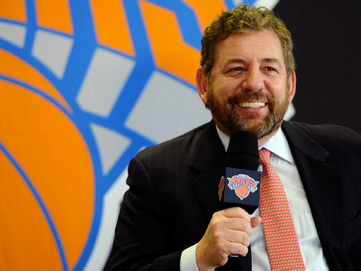 James Dolan Under Fire for Banning New York Knicks Fan from Madison Square Garden