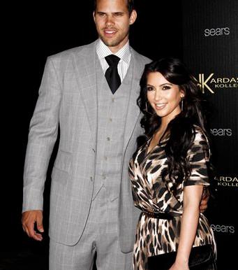 Kardashian's short-lived marriage