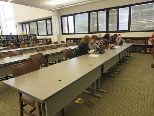 Brain break for Monroe's students
