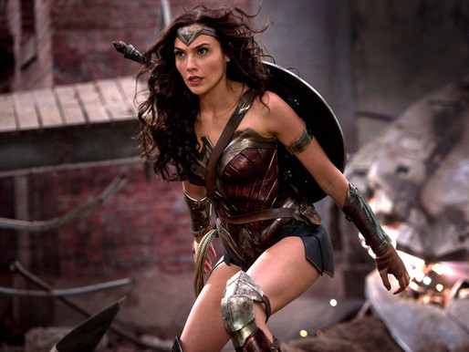 """""""Wonder Woman"""" breaks records"""