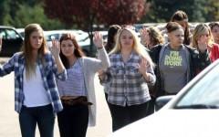 Gunman kills classmates in Oregon college shooting
