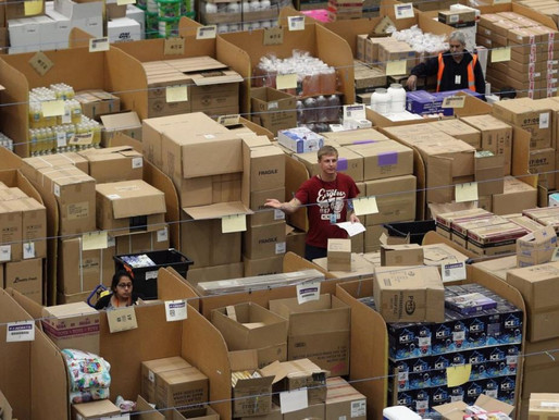 E-Commerce Giant Amazon is Shipping Expired Food, Startling Consumers and Putting Corps at Risk