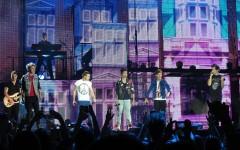 One Direction's stadium tour