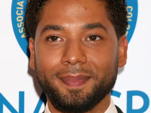 Jussie Smollett of Empire Fakes Hate Crime