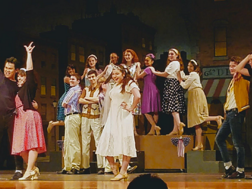 Footlights Club Impresses with 2019 Spring Musical Cry-Baby!