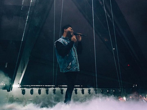 The Weeknd rocks Prudential Center