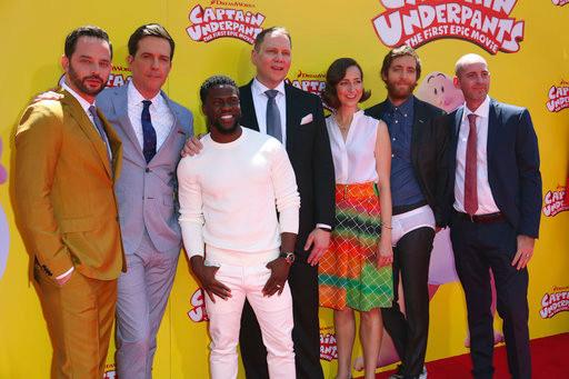 'Captain Underpants' makes you feel like a kid again