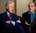James Patterson and Bill Clinton co-write 'The President is Missing'