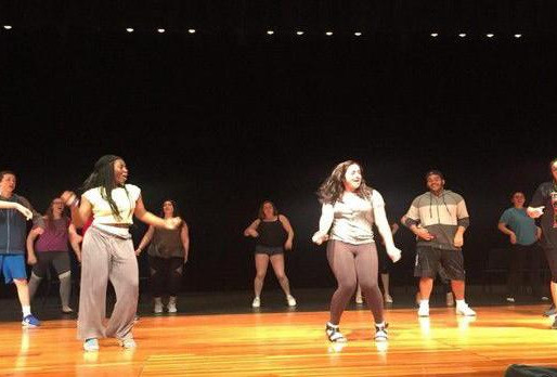 MTHS Footlights Club rocks the stage with performance  of 'Legally Blonde'