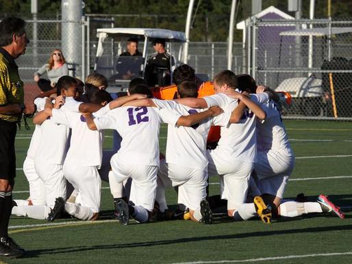 Boys soccer team begins season with confidence