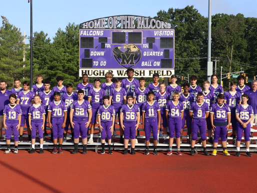 MTHS Freshman Football Team Makes School History with Undefeated Season