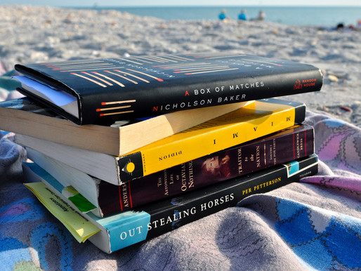 Summer reads for your vacation needs