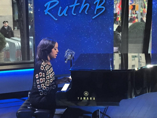 Ruth B breaks through with her new EP 'The Intro'