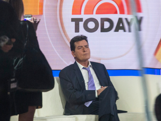 Charlie Sheen's latest reveal proves that he's not #winning anymore