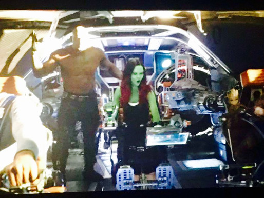 'Guardians of the Galaxy 2' is out of this world