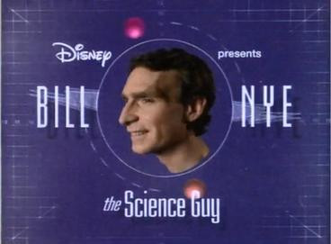Bill Nye does not save the world; he saves his career