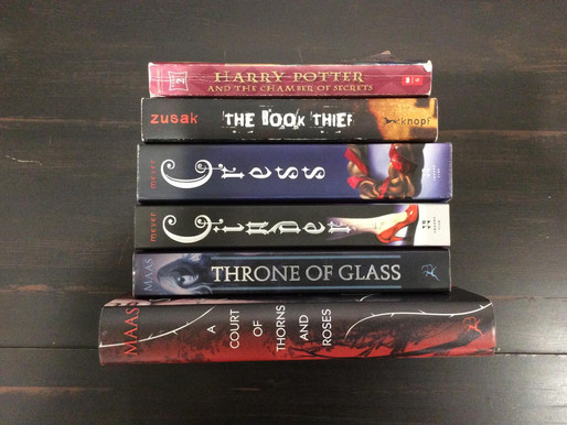 Best Young Adult female characters of all time