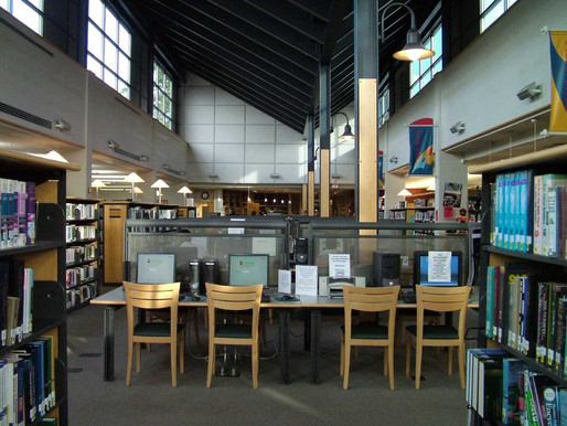A day in the life of the Monroe Township Public Library