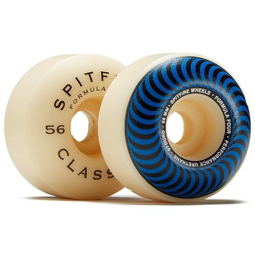 Spitfire Formula Four Classic - 56mm - 97 Duro - Blue