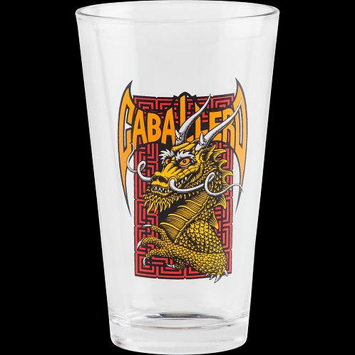 Powell Peralta Pint Glass - Caballero