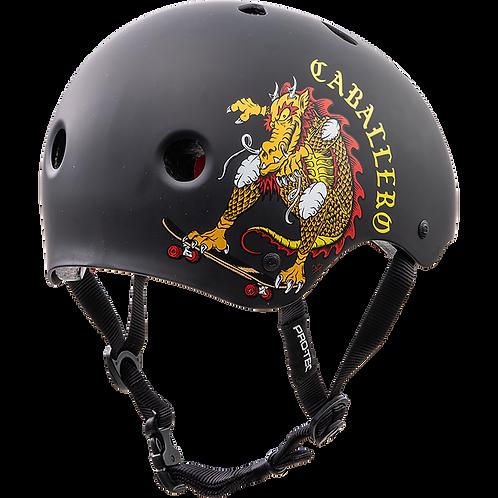 Pro Tec Classic CAB Dragon Helmet