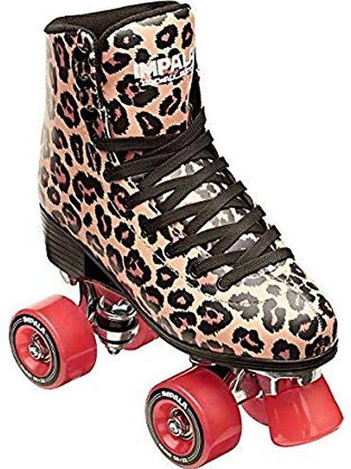 Impala Rollerskates - Leopard - Size 9