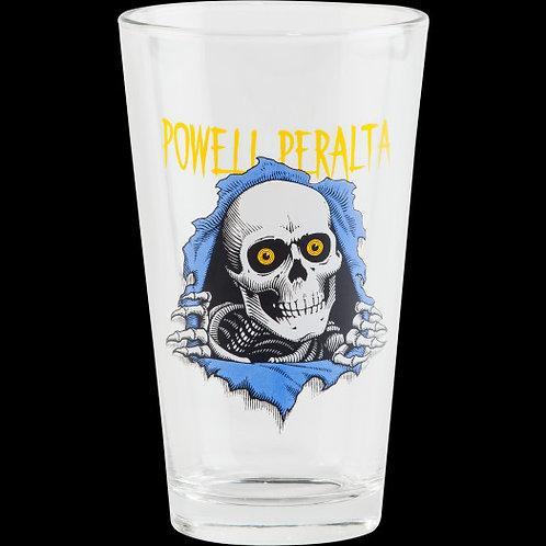 Powell Peralta Pint Glass - Ripper