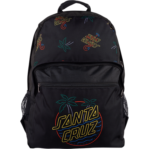 Santa Cruz Palm Tree Back Pack