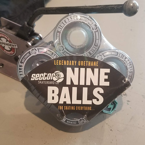 "Sector 9  ""Nine Balls""  61mm"