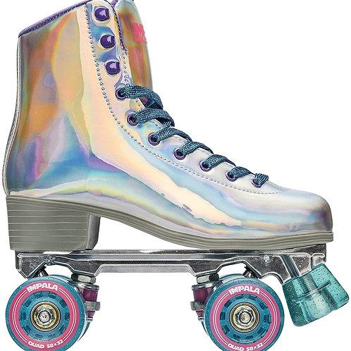 Impala Rollerskates - Holographic - Size 6
