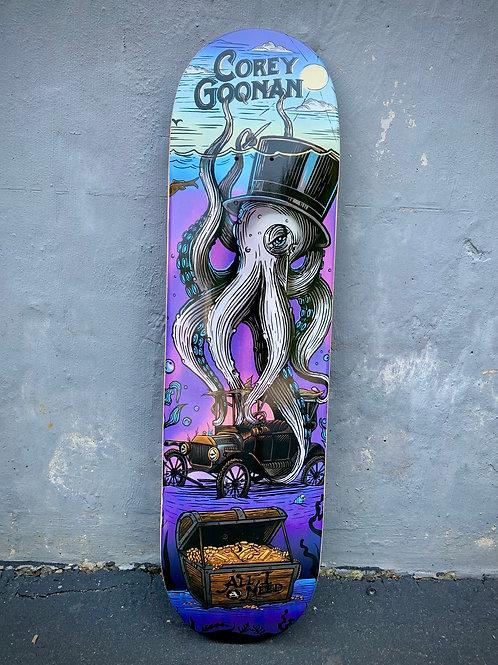 AIN Defender of the Deep 8.25 - Corey Goonan