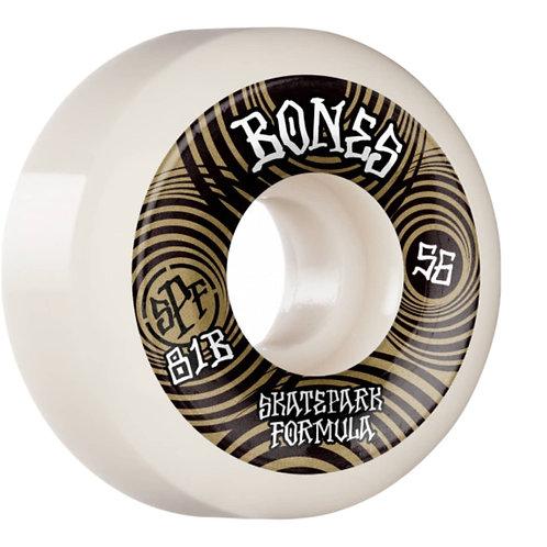 Bones Skatepark Formula 81B - 56mm