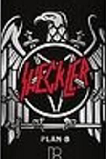 Plan B Sheckler Blood Red 8.25