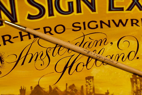 Replacement brush - DK Copperplate no.1