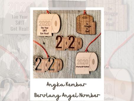 Sering Melihat Angka Kembar Berulang (Angel Number) : Apa Sih Makna Angka Angka Ini?