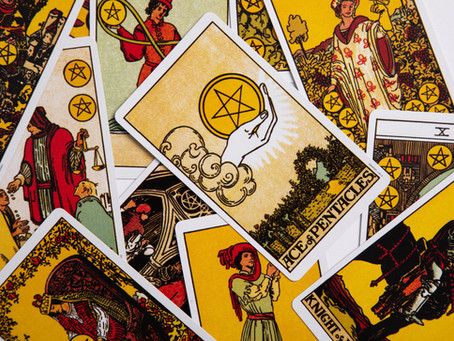 Mengenal 78 Arti Kartu Tarot ; berdasarkan Rider Waite Tarot
