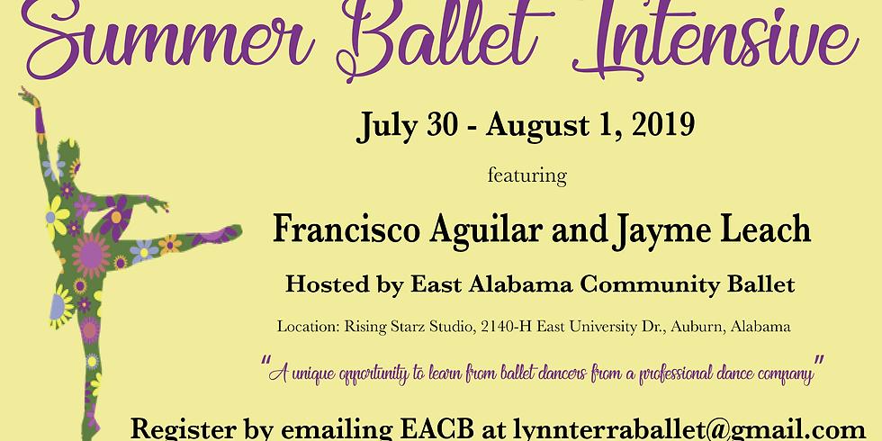 EACB Summer Ballet Intensive