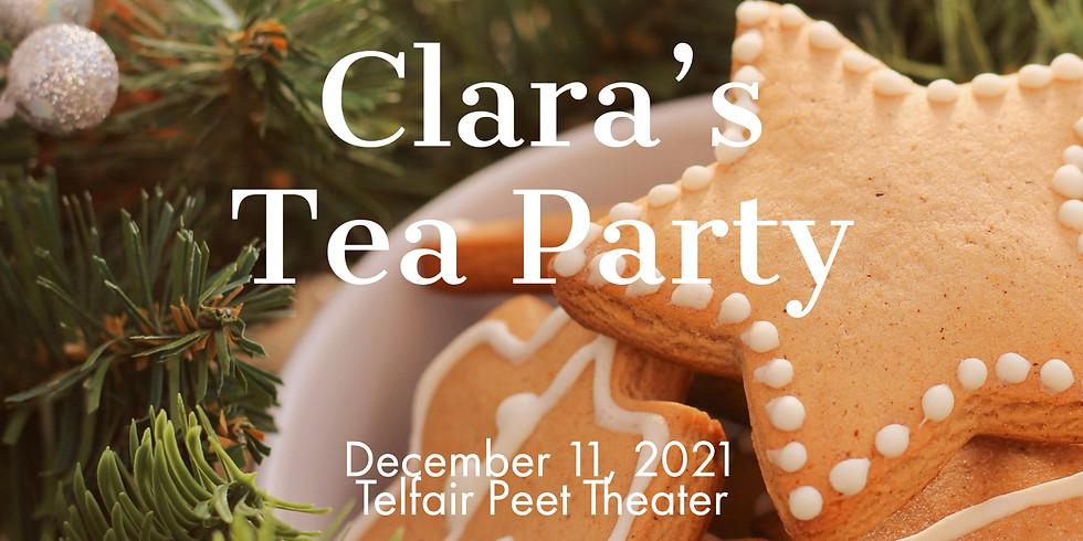 East Alabama Community Ballet hosts Clara's Tea Party
