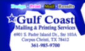 Gulf Coast Mailing & Printing Services I