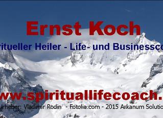 Mensch oder ein spirituelles Wesen?