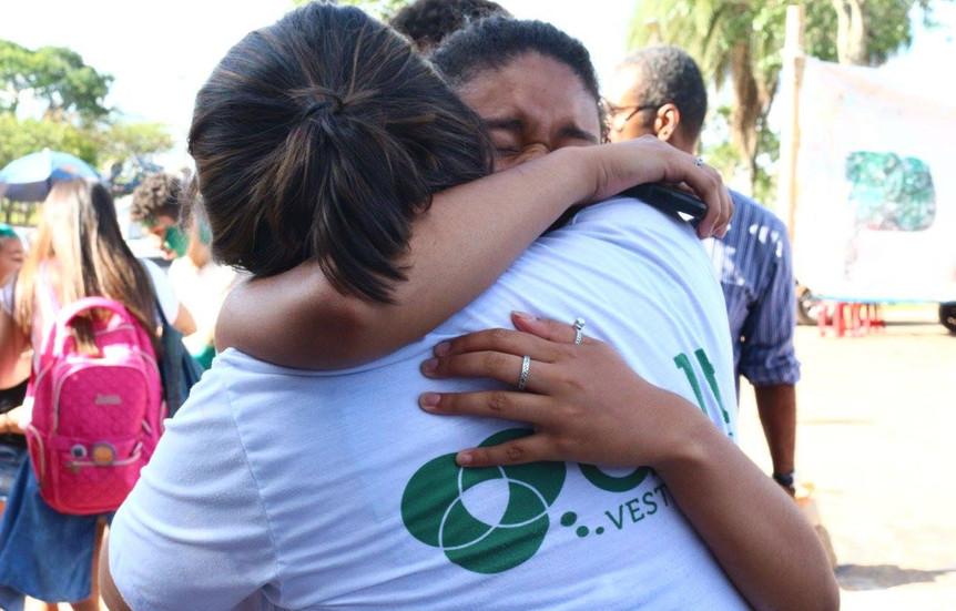 Alunos do Galt comemoram aprovação na Universidade de Brasília