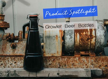 Product Spotlight: The Growler Bottles