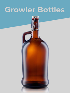 Shop Growler Bottles