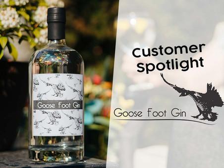Customer Spotlight: Goose Foot Gin
