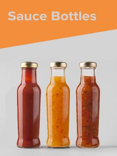 Shop Sauce Bottles