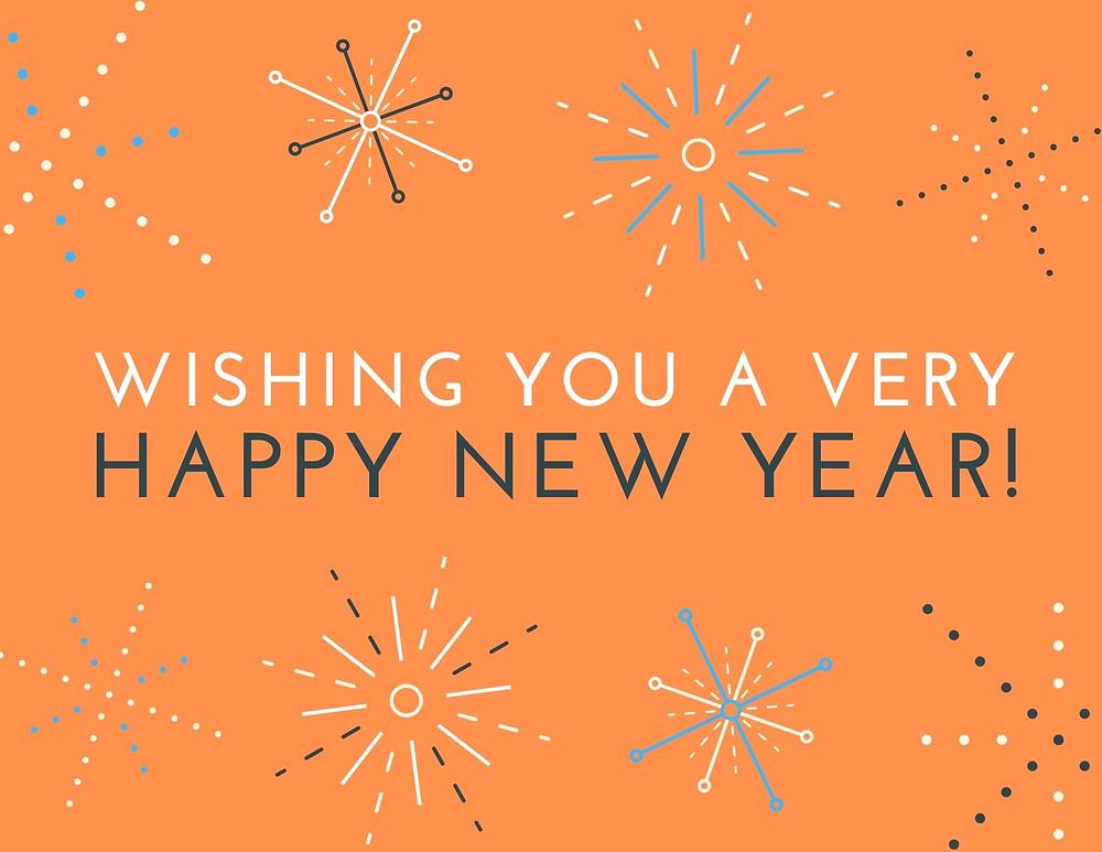 Happy new year from Sen5es Bottles
