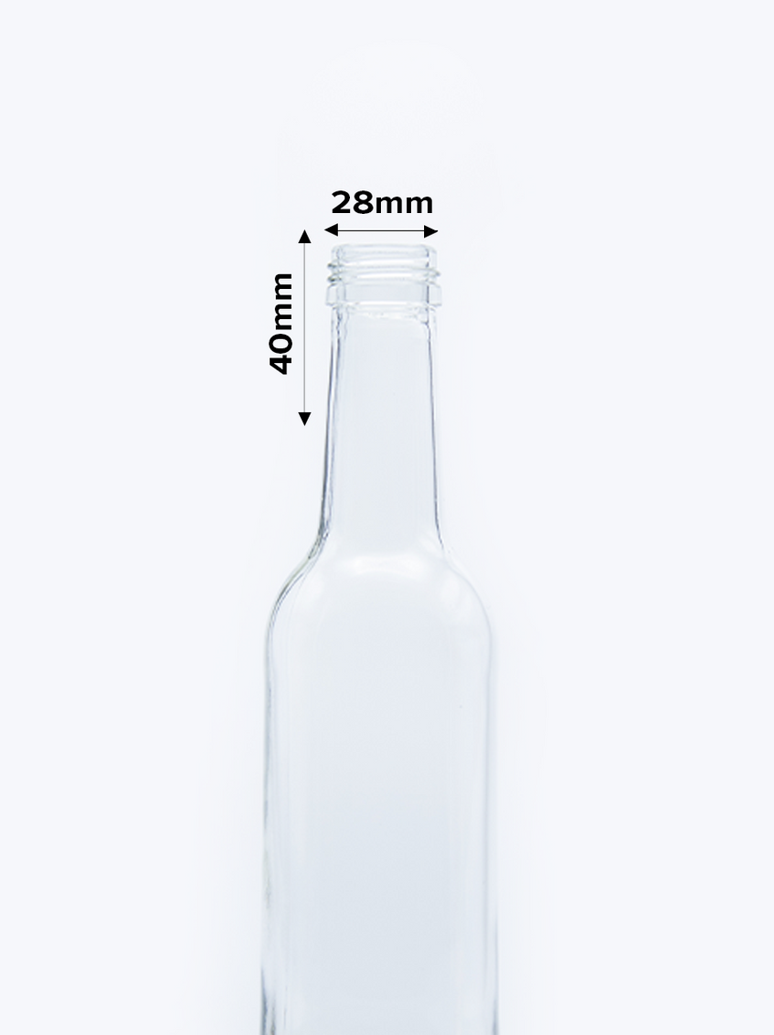 Measure the 250ml Soft drink